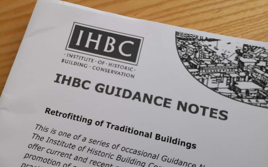 New Retrofit Guide for Traditional Buildings