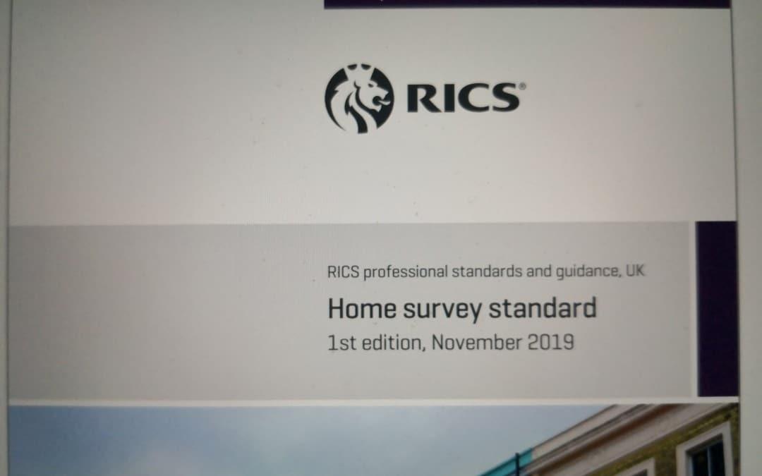 RICS Home Survey Standard – a new energy efficiency challenge