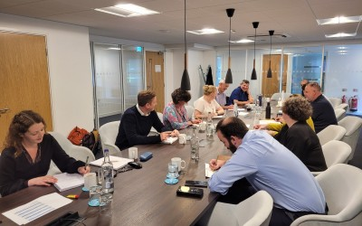 First classroom course in 2021 – Inhouse course for TRUSTMARK